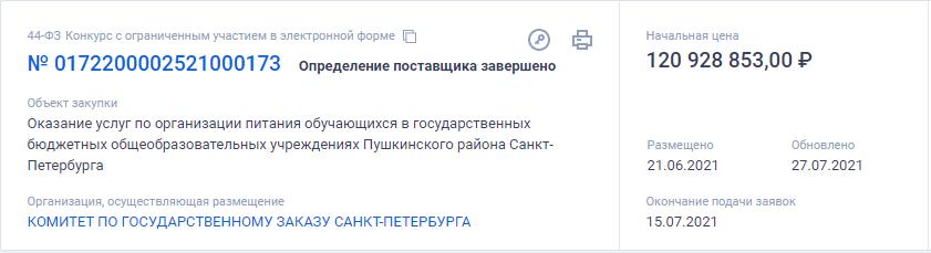 В администрации Пушкинского района забыли о множестве жалоб на «Артис-Детское питание»